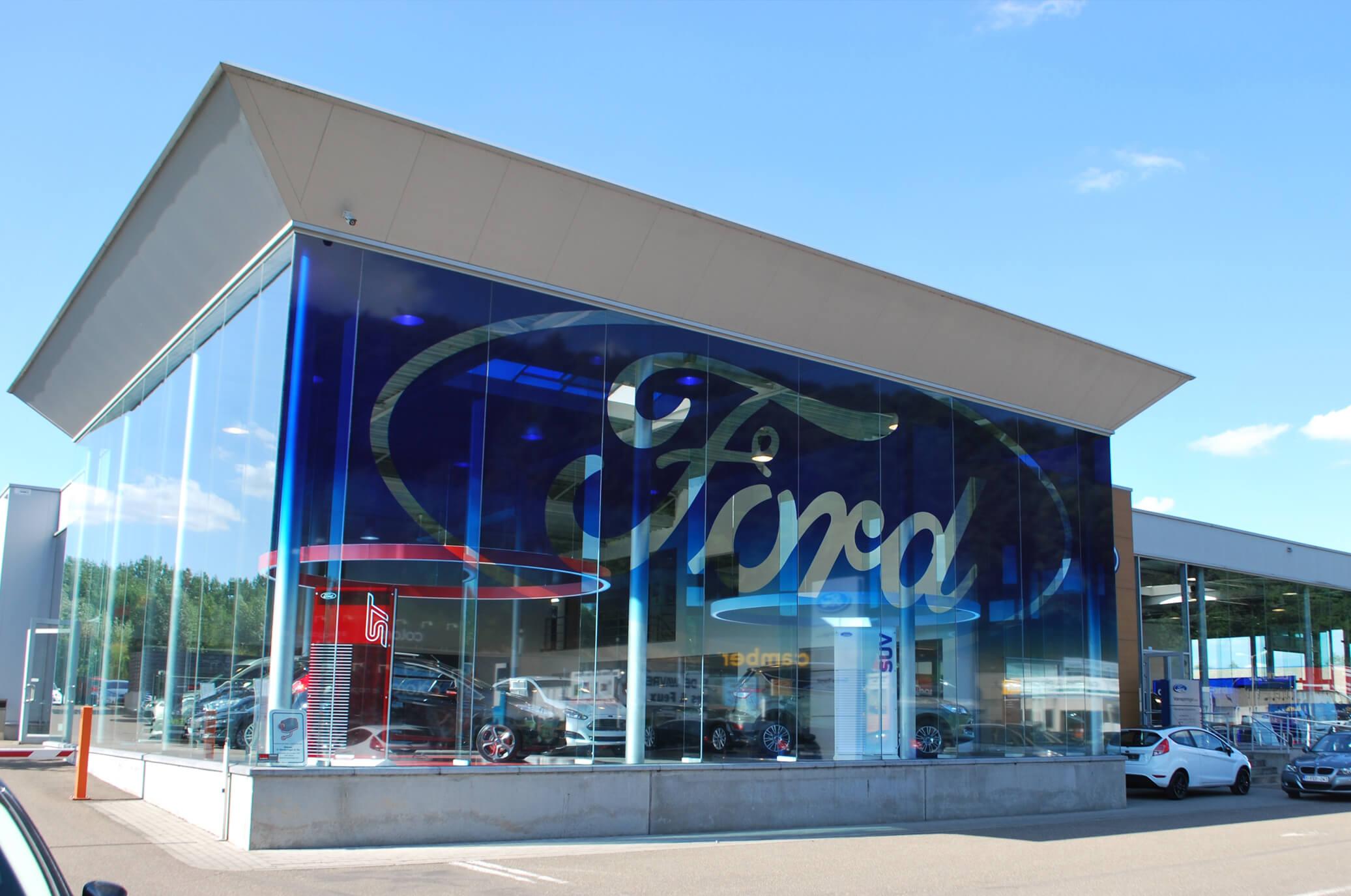 Welkom in de FordStore