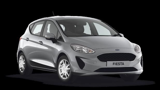 Ford Fiesta Virtuele Showroom