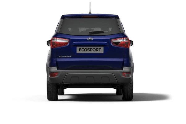 Ford EcoSport achterkant