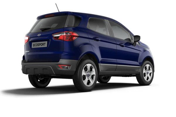 Ford EcoSport inruilen