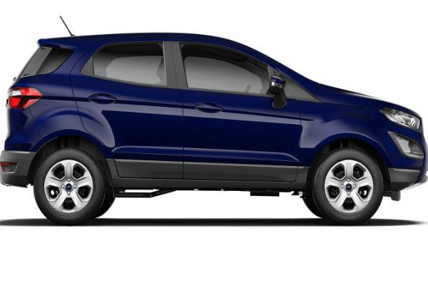 Ford EcoSport zijaanzicht