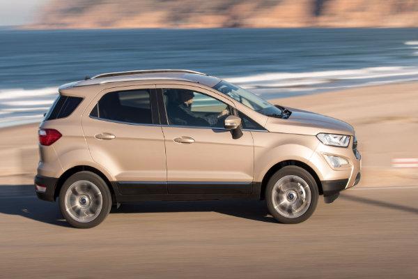 Ford EcoSport bestellen