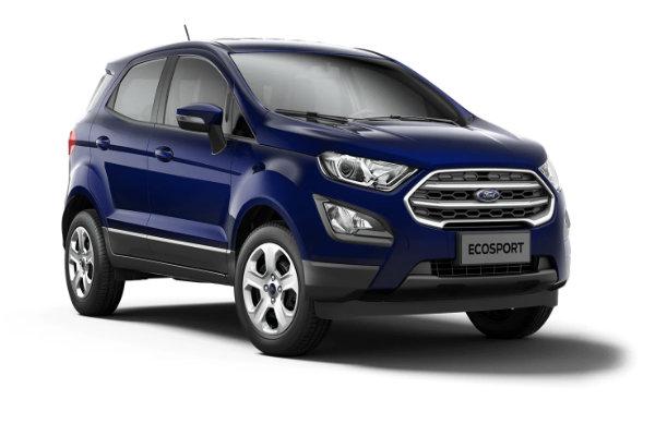 Ford EcoSport proefrit boeken
