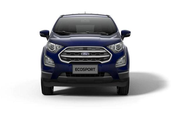 Ford EcoSport voorkant