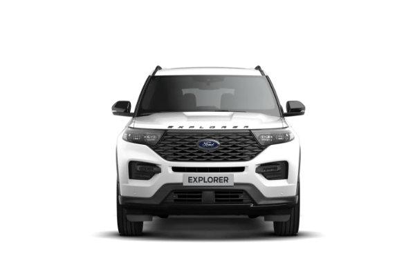 Ford Explorer voorkant
