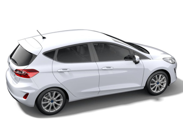Ford Fiesta proefrijden