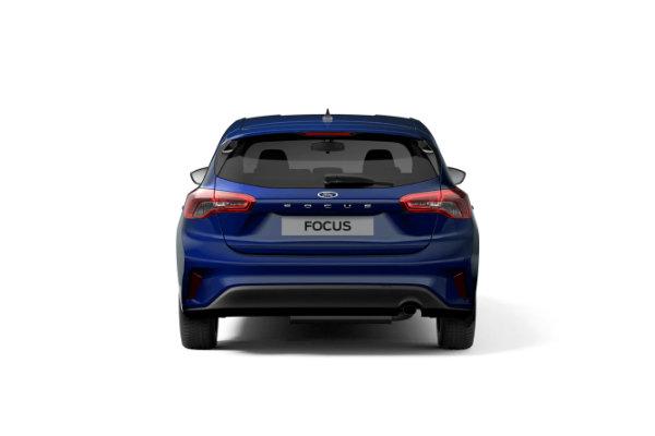 Ford Focus achterkant