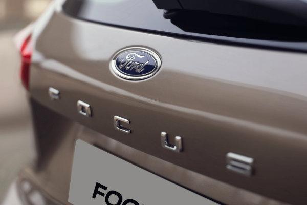 Ford Focus label