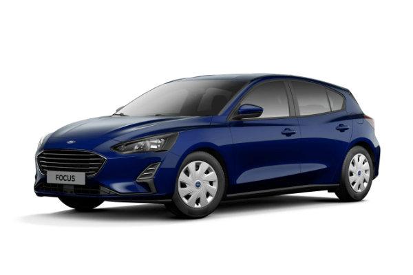 Ford Focus rijden