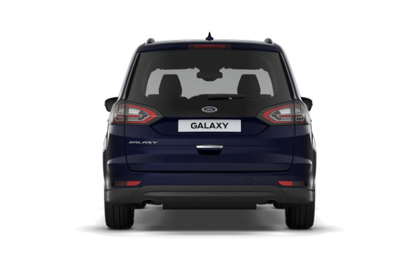 Ford Galaxy achterkant