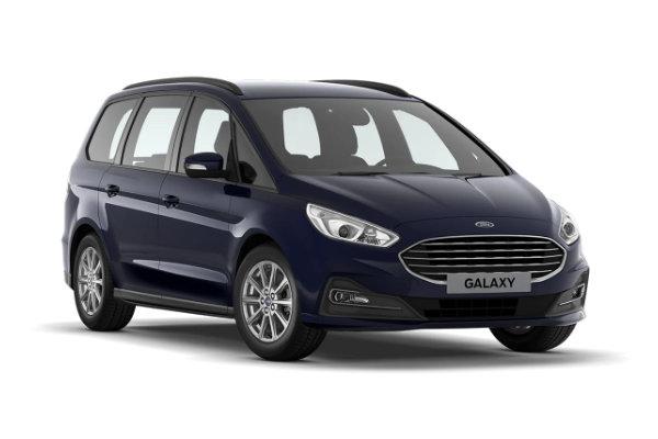 Ford Galaxy proefrijden