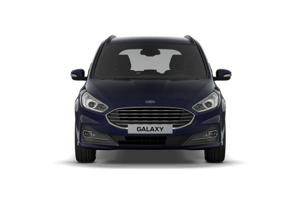 Ford Galaxy voorkant
