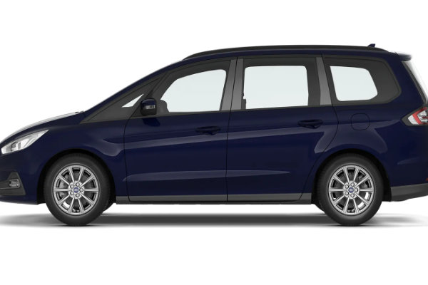 Ford Galaxy zijkant