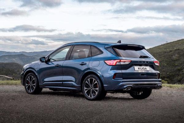 Boek nu een proefrit in de nieuwe Ford Kuga