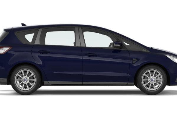 Ford S-MAX zijaanzicht