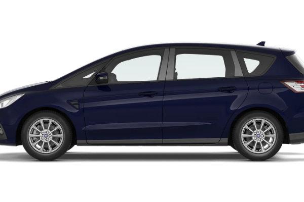 Ford S-MAX zijkant