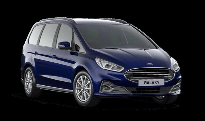 Ford Galaxy Trend