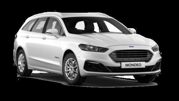 Ford Mondeo Virtuele Showroom