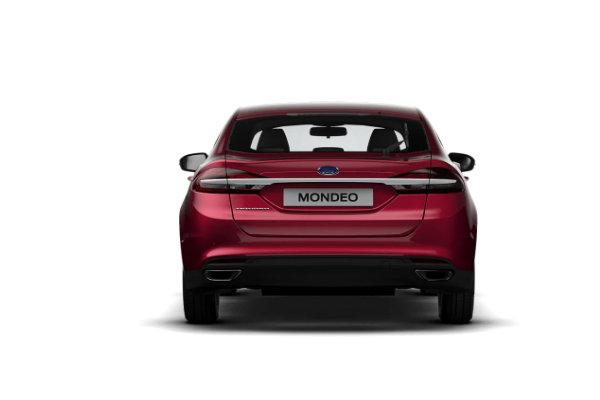Ford Mondeo achterkant