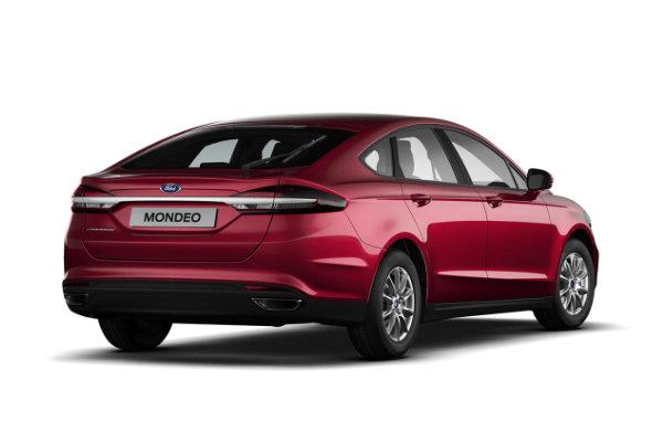 Ford Mondeo proefrit boeken