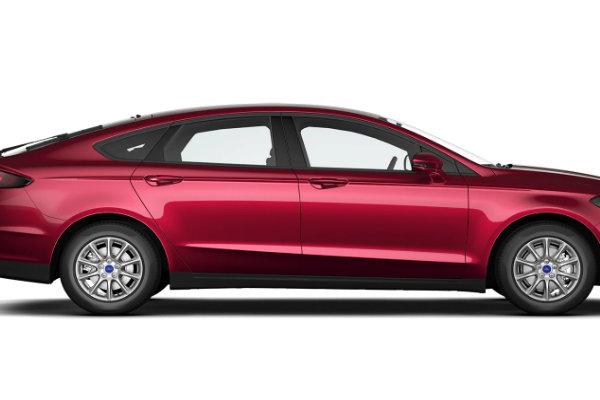 Ford Mondeo inruilen