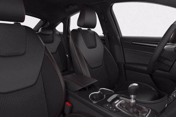 Ford Mondeo rijden