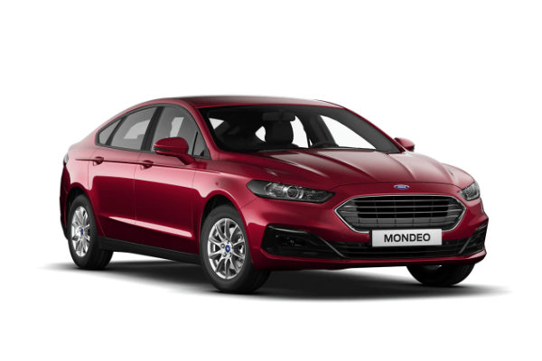 Ford Mondeo voorkant