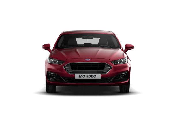 Ford Mondeo vooraanzicht