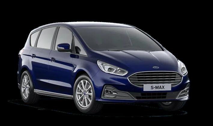Ford S-MAX Virtuele Showroom