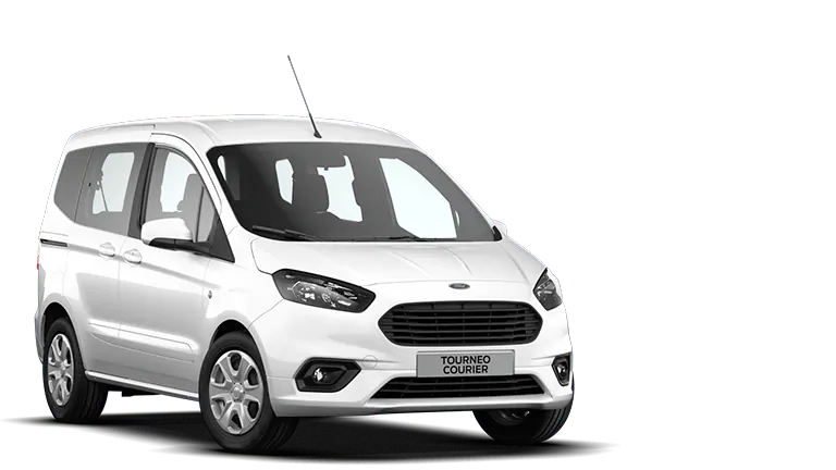 Ford Tourneo Courier Virtuele Showroom