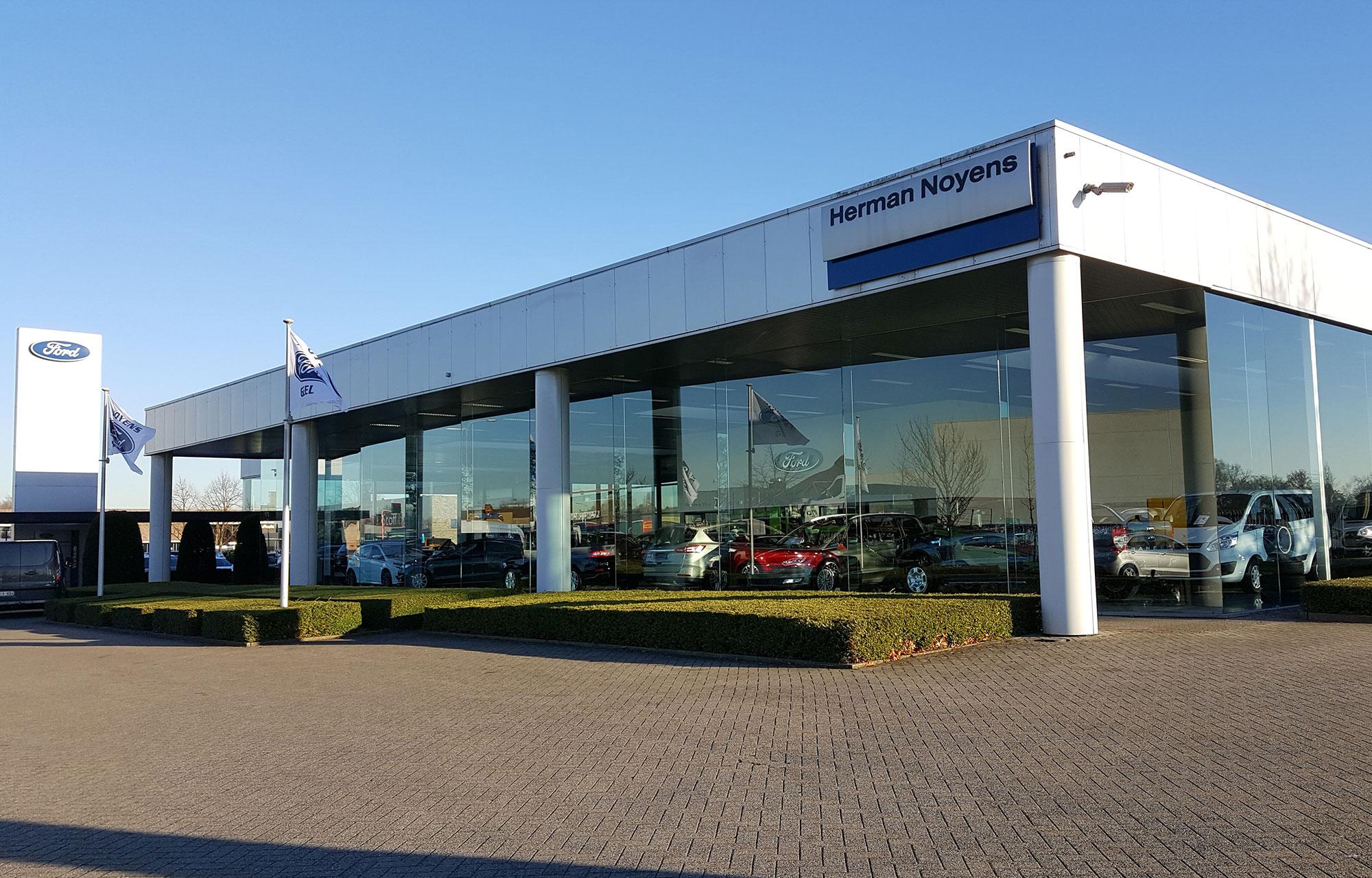 Ford Garage Herman Noyens in Geel