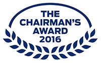 Chairman's Award 2016 voor Ford Geeraerts in Lennik