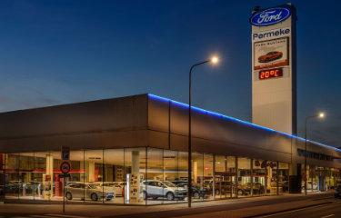 FordStore Permeke Antwerpen