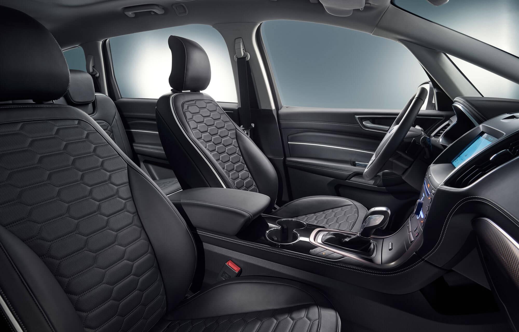 De Ford S-MAX Vignale