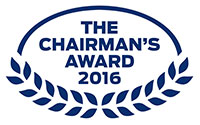 Van den Poel Motors in Deinze ontving een Ford Chairman's Award 2016