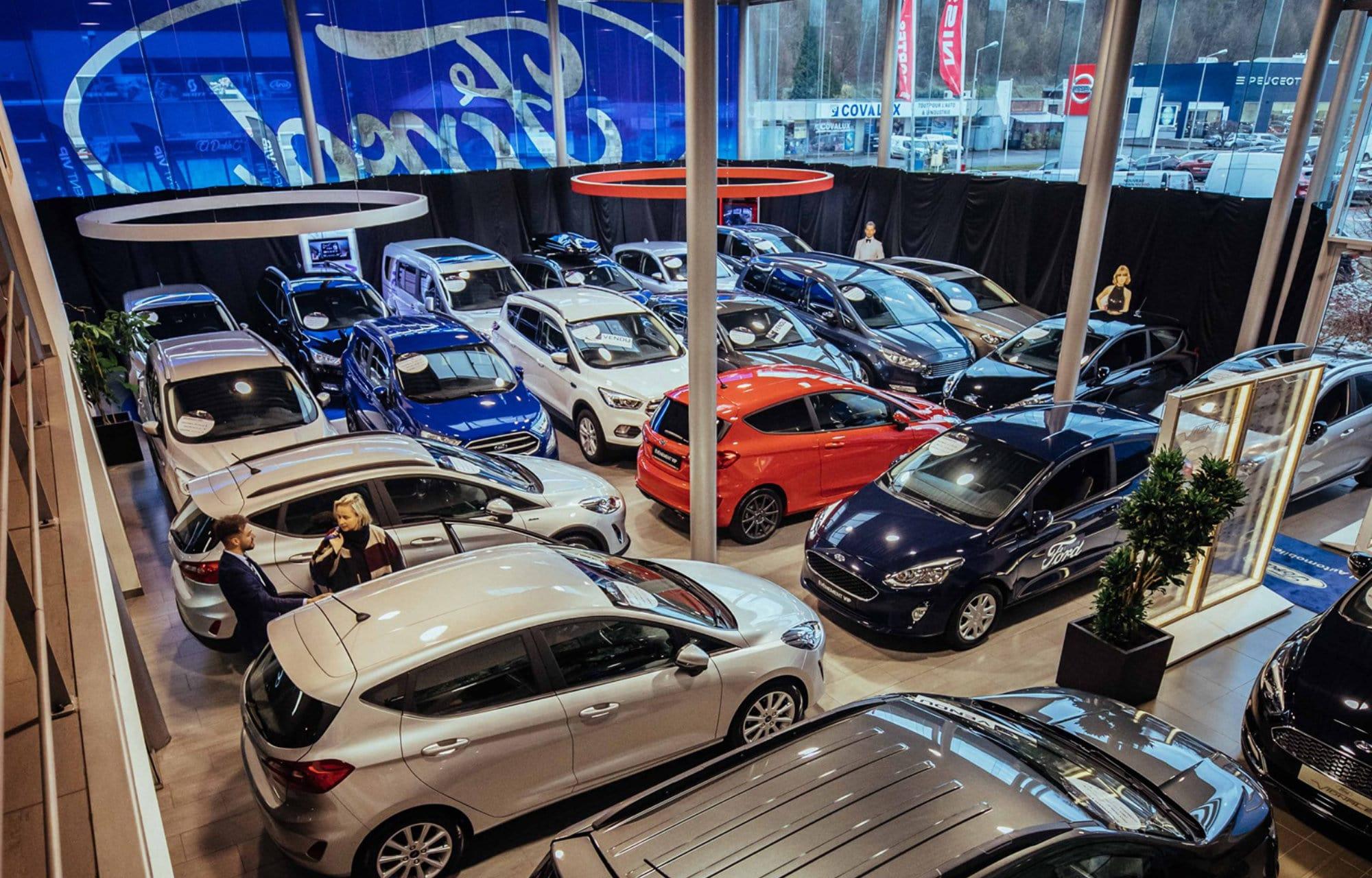 FordStore Vanspringel Automobiles Wavre