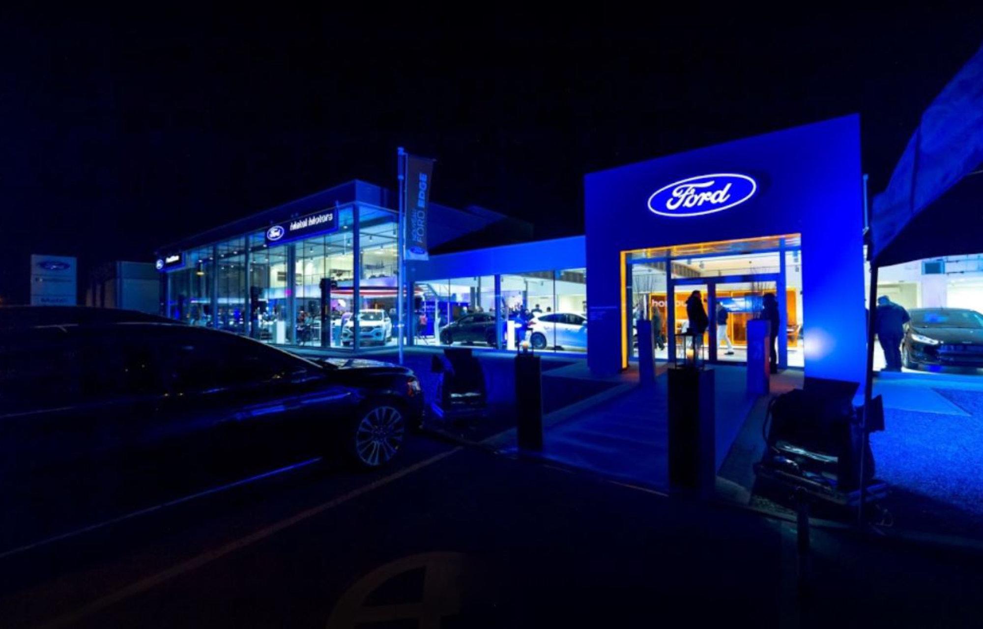FordStore Matel Motors Seraing