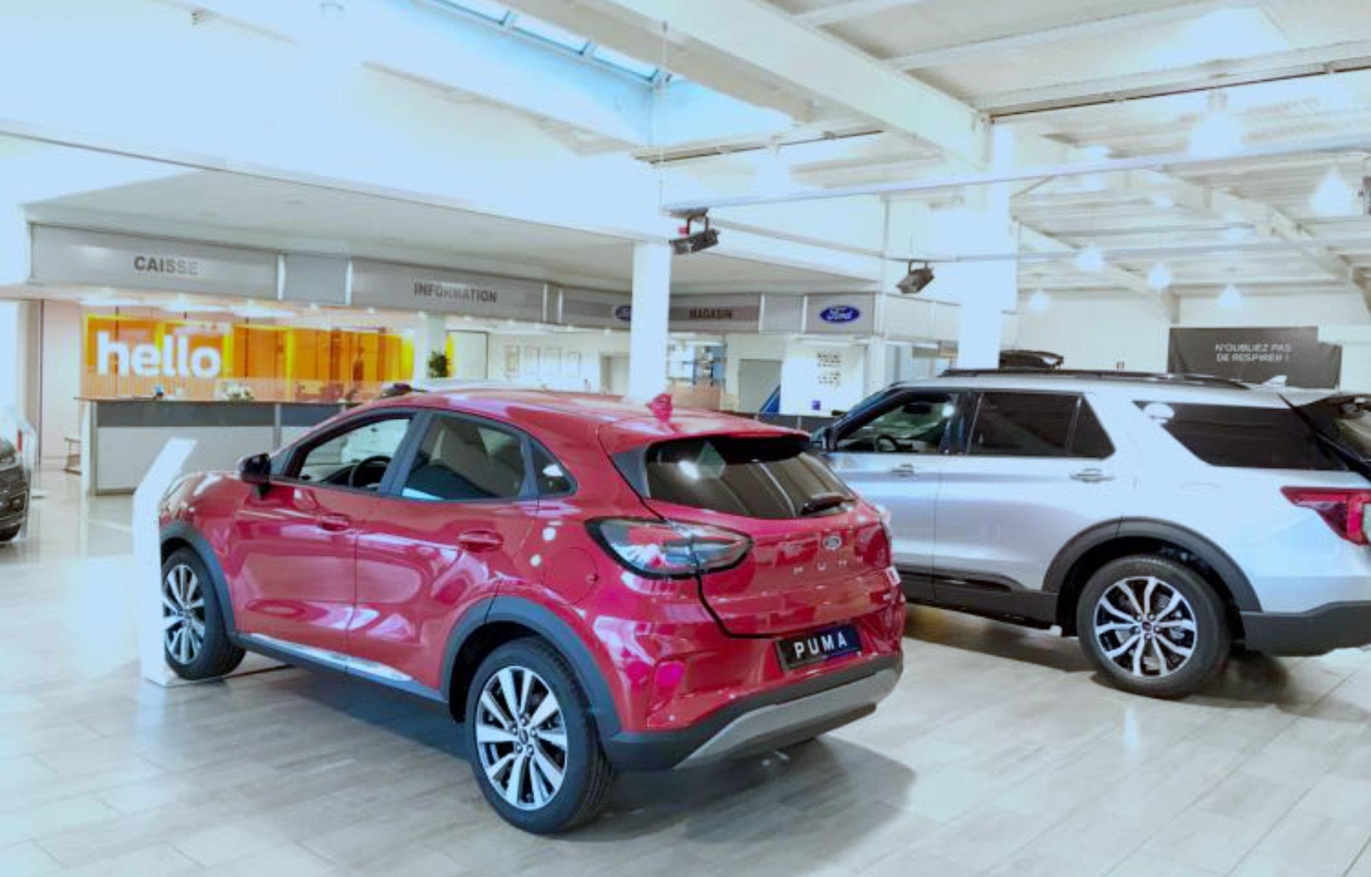 FordStore Collé Niederkorn