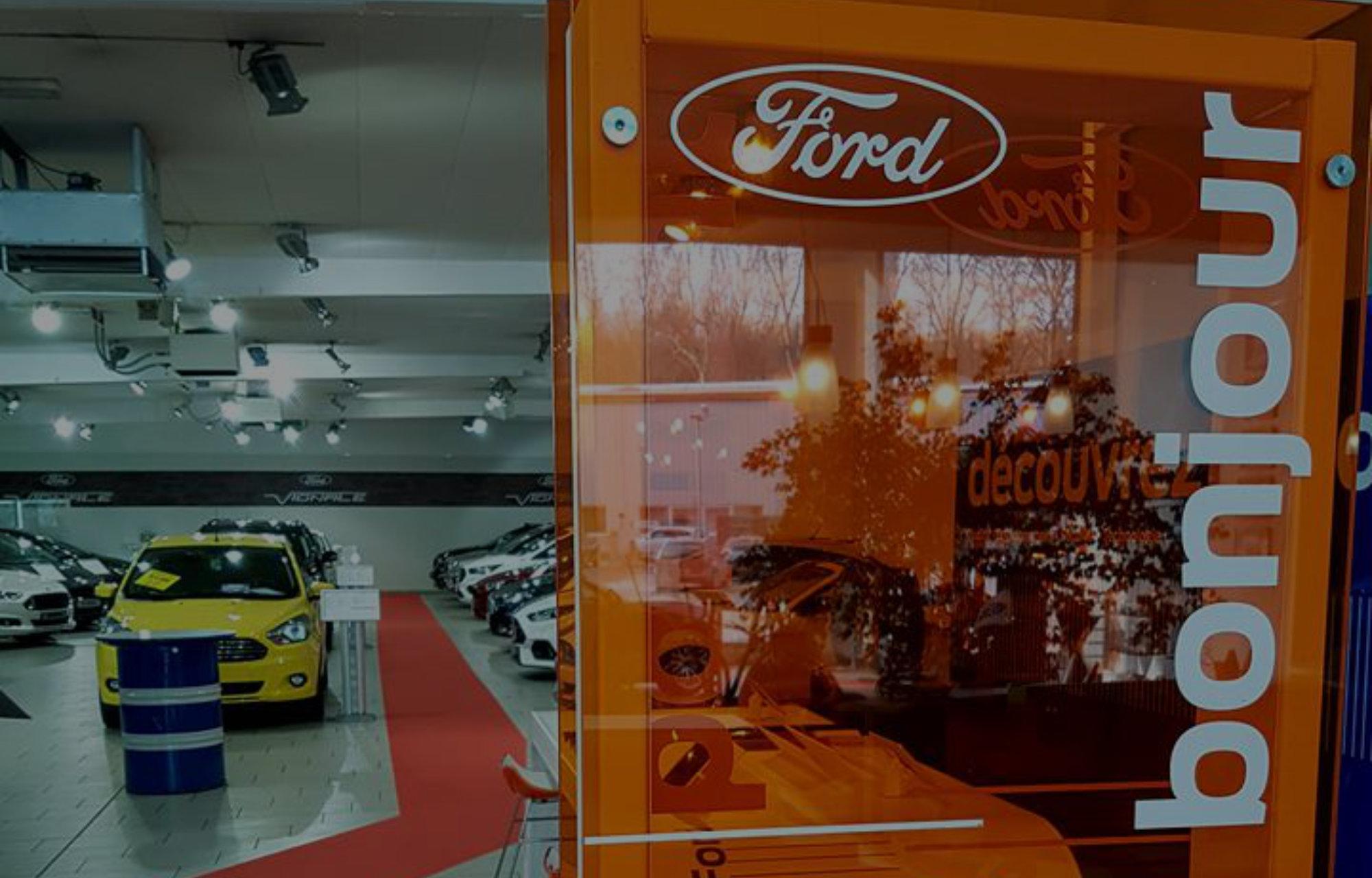 FordStore Paul Wengler Ettelbruck