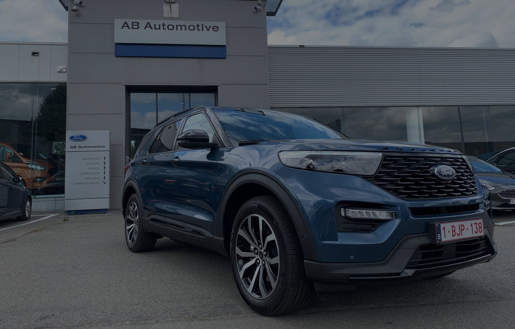FordStore AB Automotive Brussel