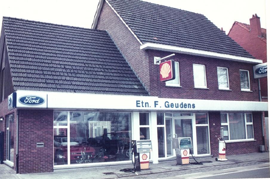 Ford Garage Geudens in Hoogstraten