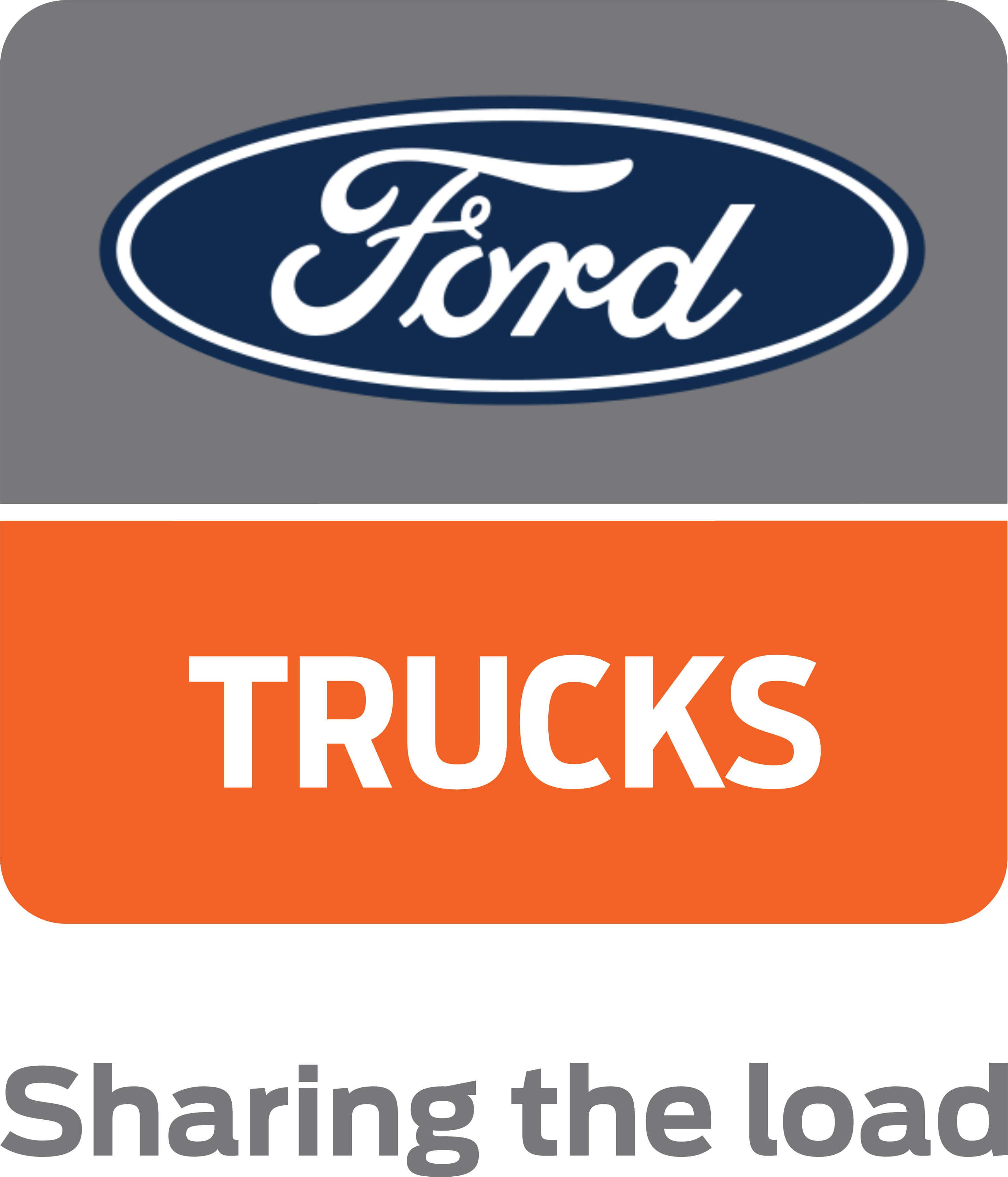 Garage Marc Vansteenland Ford Trucks Logo