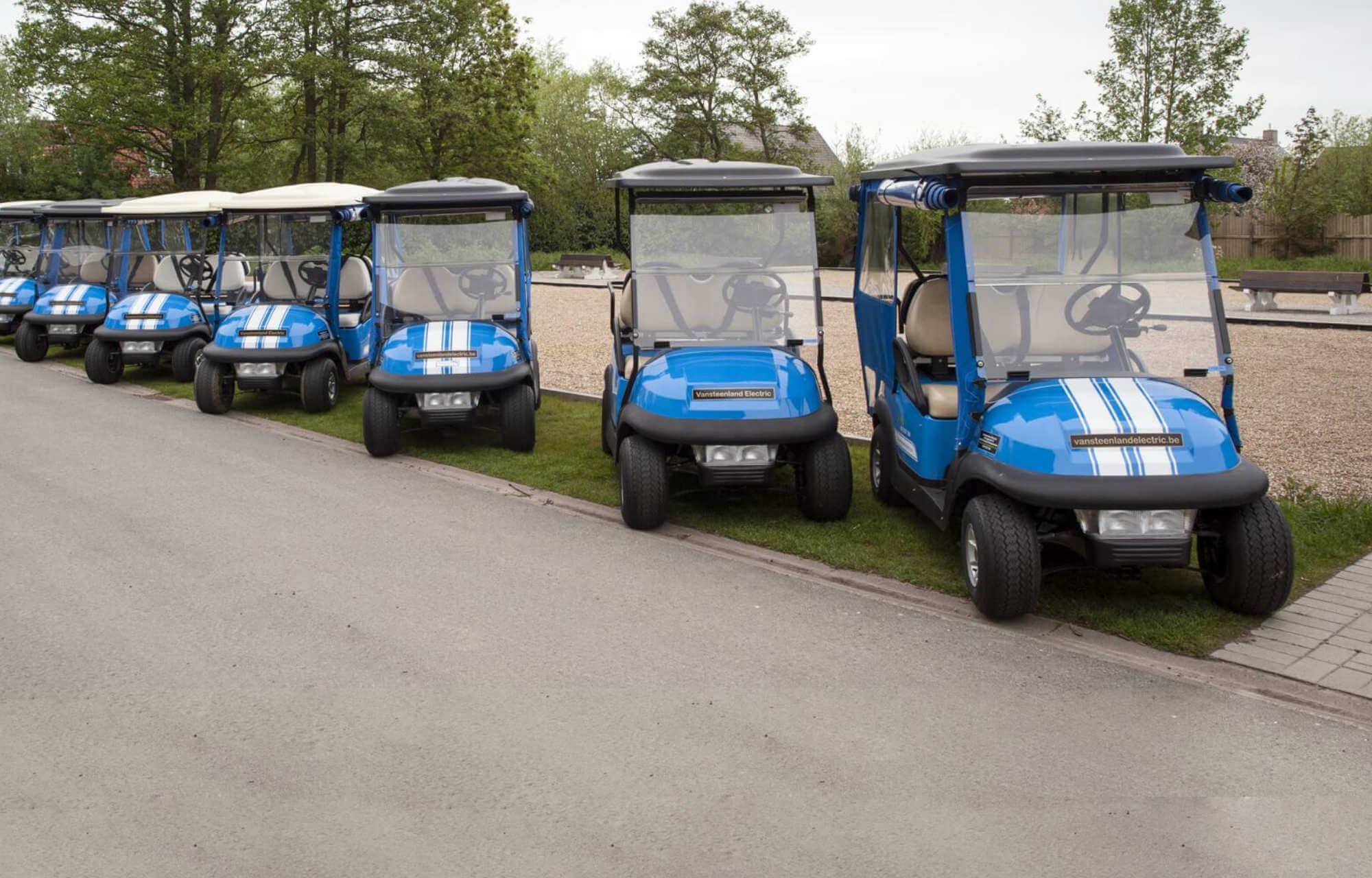 Golfwagens