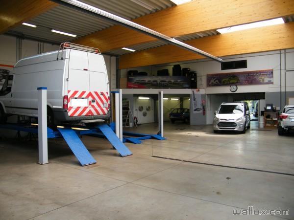 SAtelier mecanique Garage de la Vierre à Neufchâteau