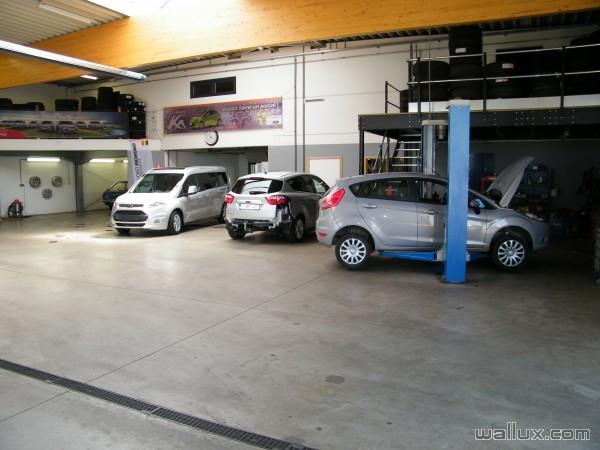 Atelier mecanique Garage de la Vierre à Neufchâteau