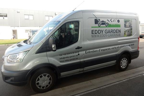 Eddy Garden