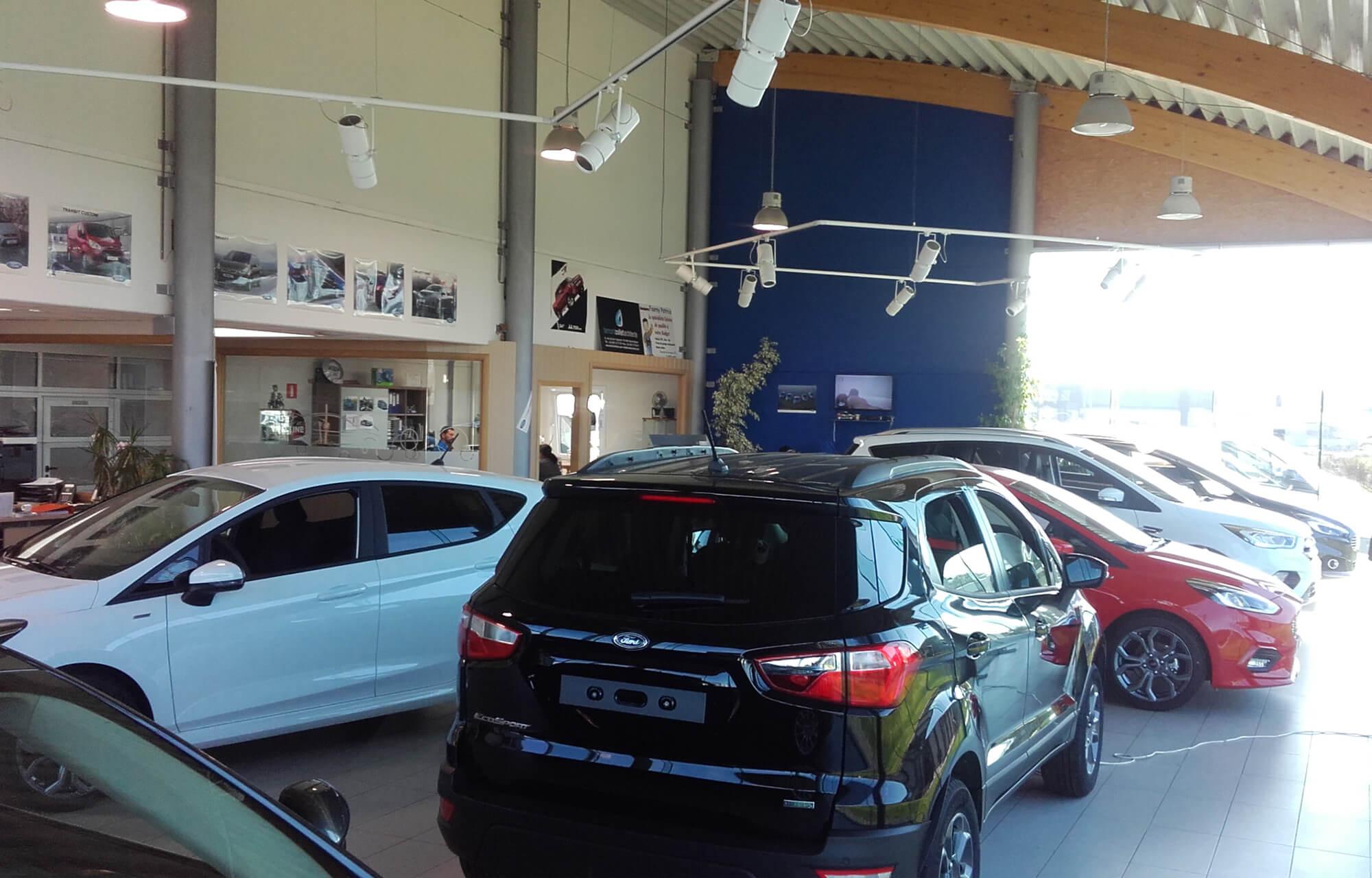 Atelier Garage de la Vierre à Neufchâteau