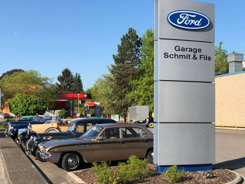 Ford Garage Schmit & Fils
