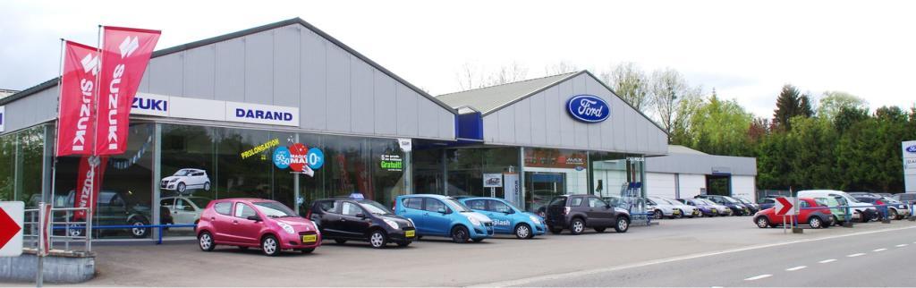 Ford Garage Darand