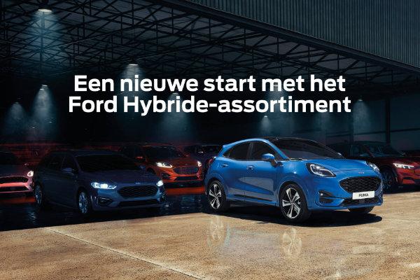 Ford Puma hybride